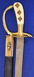 THIRD REICH FORESTRY OFFICERS DAGGER.