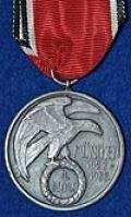 VERY RARE BLOOD ORDER MEDAL.