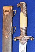 RAD OFFICERS DAGGER BY ALCOSO.