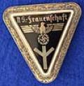 NATIONAL SOCIALIST FRAUENSCHAFT HIGH LEADERS BADGE.