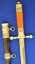POLISH WW2 ARMY OFFICERS DAGGER.