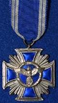 NSDAP 15 YEAR LONG SERVICE MEDAL.