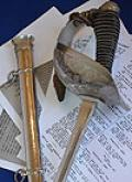 BRITISH 1912 MODEL CAVALRY OFFICERS SWORD BY WILKINSON BELONGING TO COLONEL AITKEN DSO.